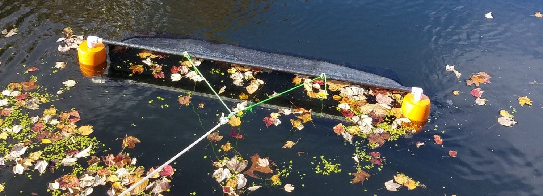 Pond Weed Skimmer - The Deskuzzer